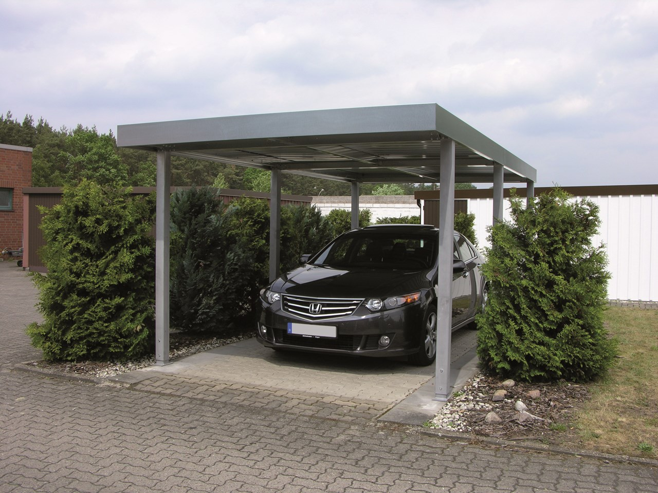 siebau carport der carport von siebau modernes design individuell f r ihr grundst ck siebau. Black Bedroom Furniture Sets. Home Design Ideas