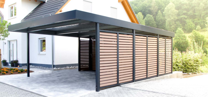 carport verkleiden carport bv kluge jpg with carport verkleiden beautiful bernd hier ein foto. Black Bedroom Furniture Sets. Home Design Ideas