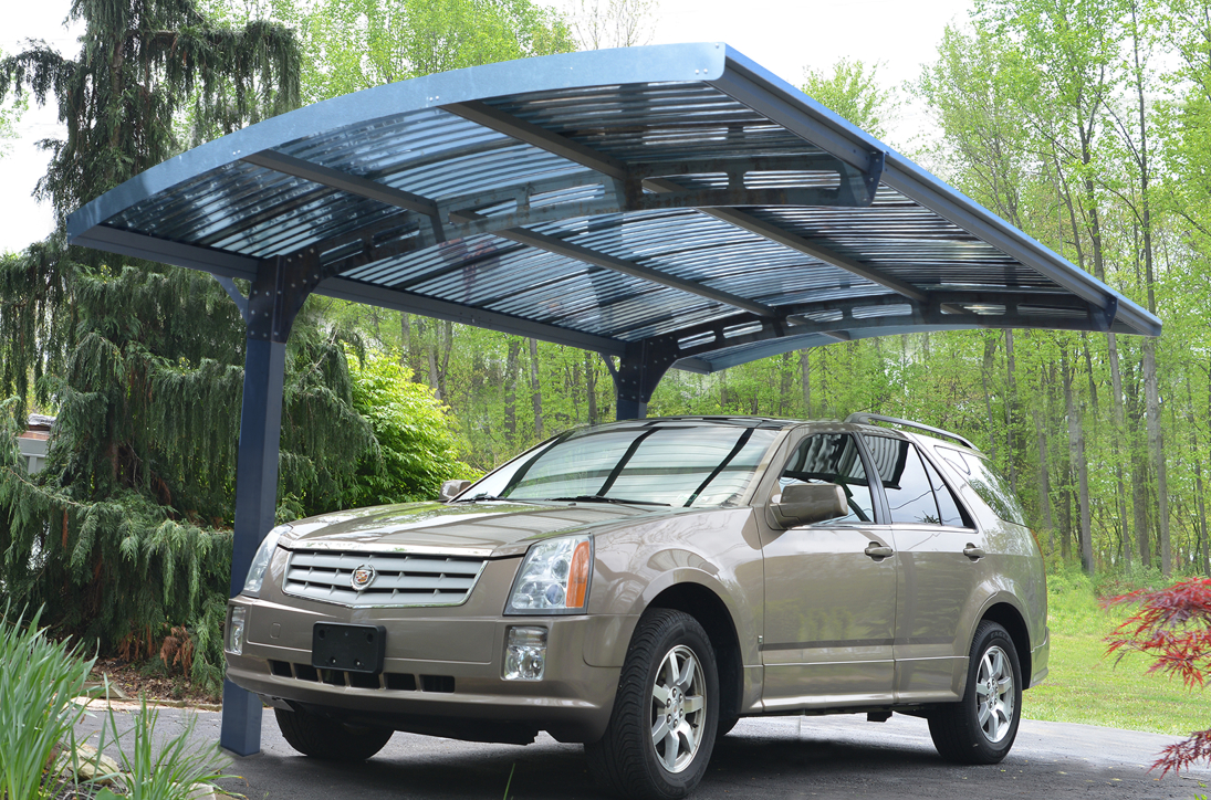Tepro carport arizona 5000 hwg tec for Tepro carport
